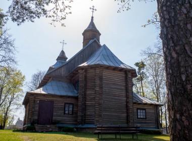 Alionių bažnyčia