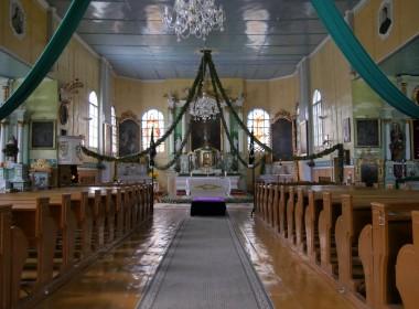 Kurklių bažnyčia ir varpinė