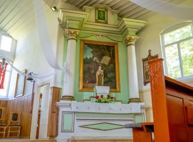 Ropkojų bažnyčia