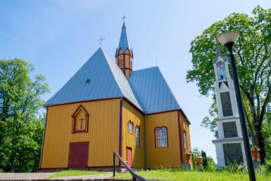 Žemaičių bažnyčia