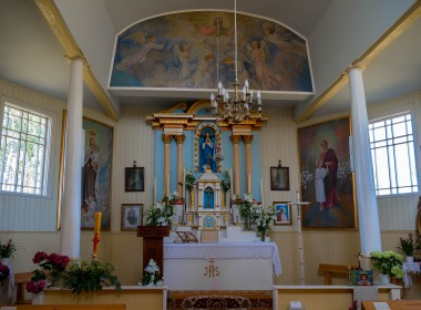 Margininkų bažnyčia ir varpinė