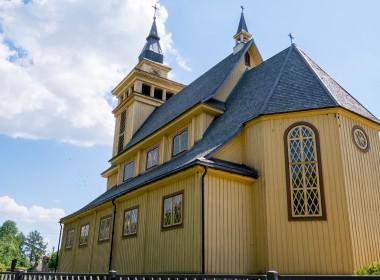 Pavilnio bažnyčia