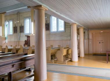 Rumšiškių bažnyčia ir varpinė