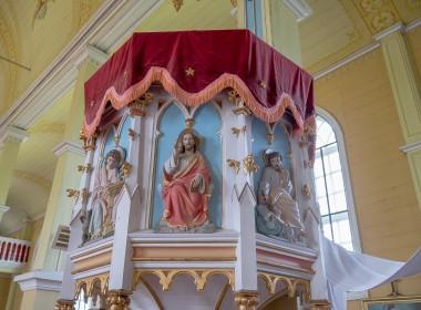 Eržvilko bažnyčia
