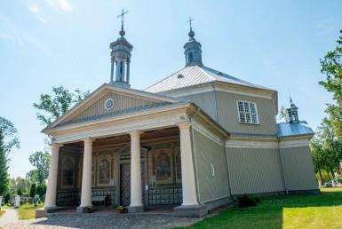 Griškabūdžio bažnyčia