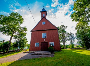 Nevarėnų bažnyčia