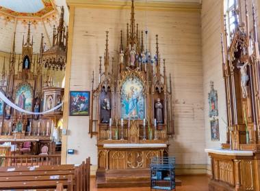 Žarėnų bažnyčia ir varpinė