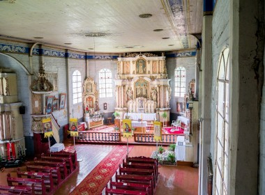Platelių bažnyčia ir varpinė