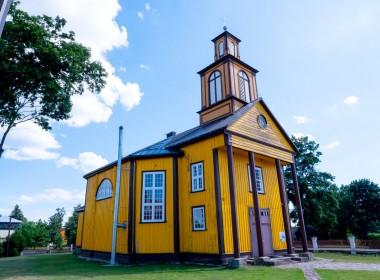 Šventežerio bažnyčia
