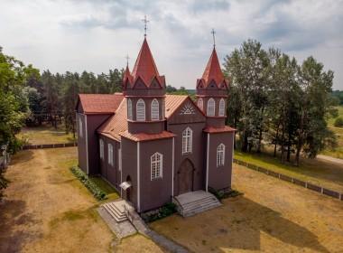 Dubičių bažnyčia