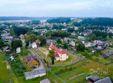 Kartenos bažnyčia ir varpinė