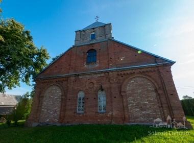 Didžiųjų Ibėnų cerkvė