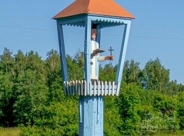 Tiltiškių  koplytstulpis