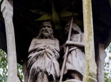 Alaušų koplytstulpis