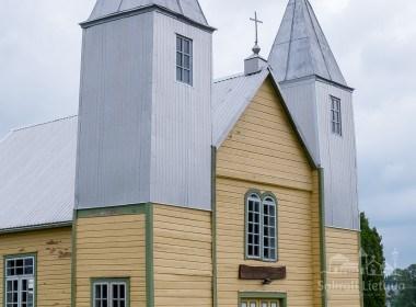 Pajūriškių koplyčia