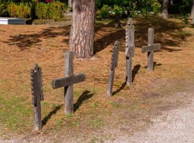 Nidos kopų apželdintojų senosios kapinės