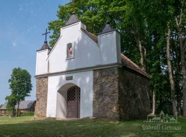 Žemaičių Kalvarijos koplyčios