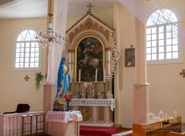 Dusmenų bažnyčia