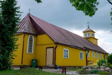 Aleksoto bažnyčia