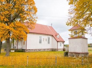 Kačergiškės bažnyčia