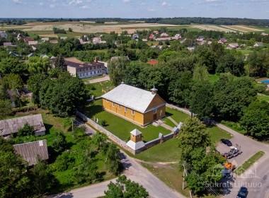 Bagaslaviškio bažnyčia