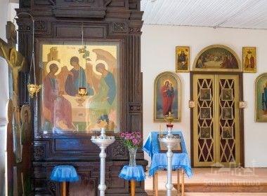 Naujosios Vilnios cerkvė