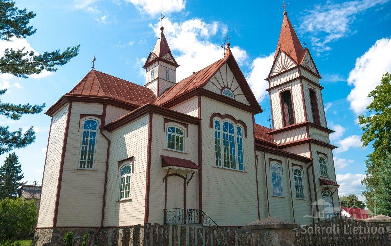 Aukštadvario bažnyčia