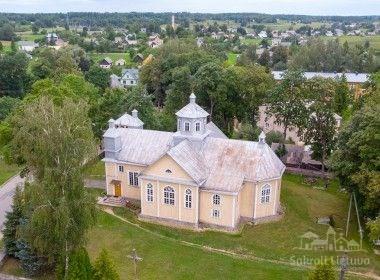 Suginčių bažnyčia