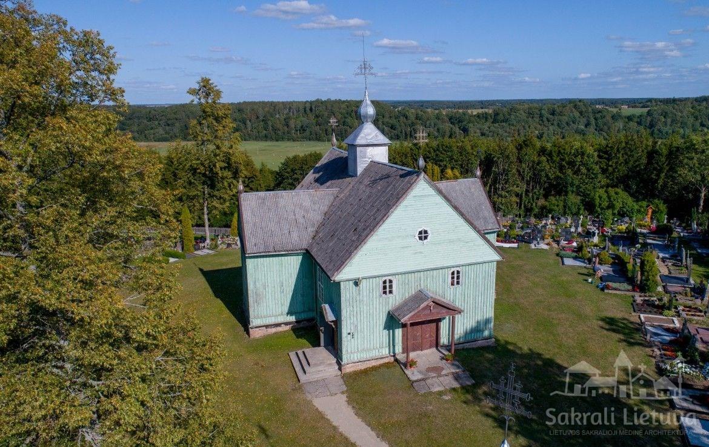 Kalnalio bažnyčia