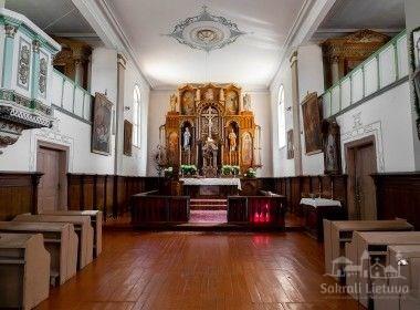 Vandžiogalos bažnyčia