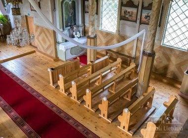 Ubiškės bažnyčia
