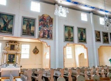 Alsėdžių bažnyčia ir varpinė