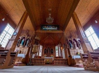 Švedriškės bažnyčia